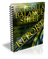 Guerrilla Balance Sheet